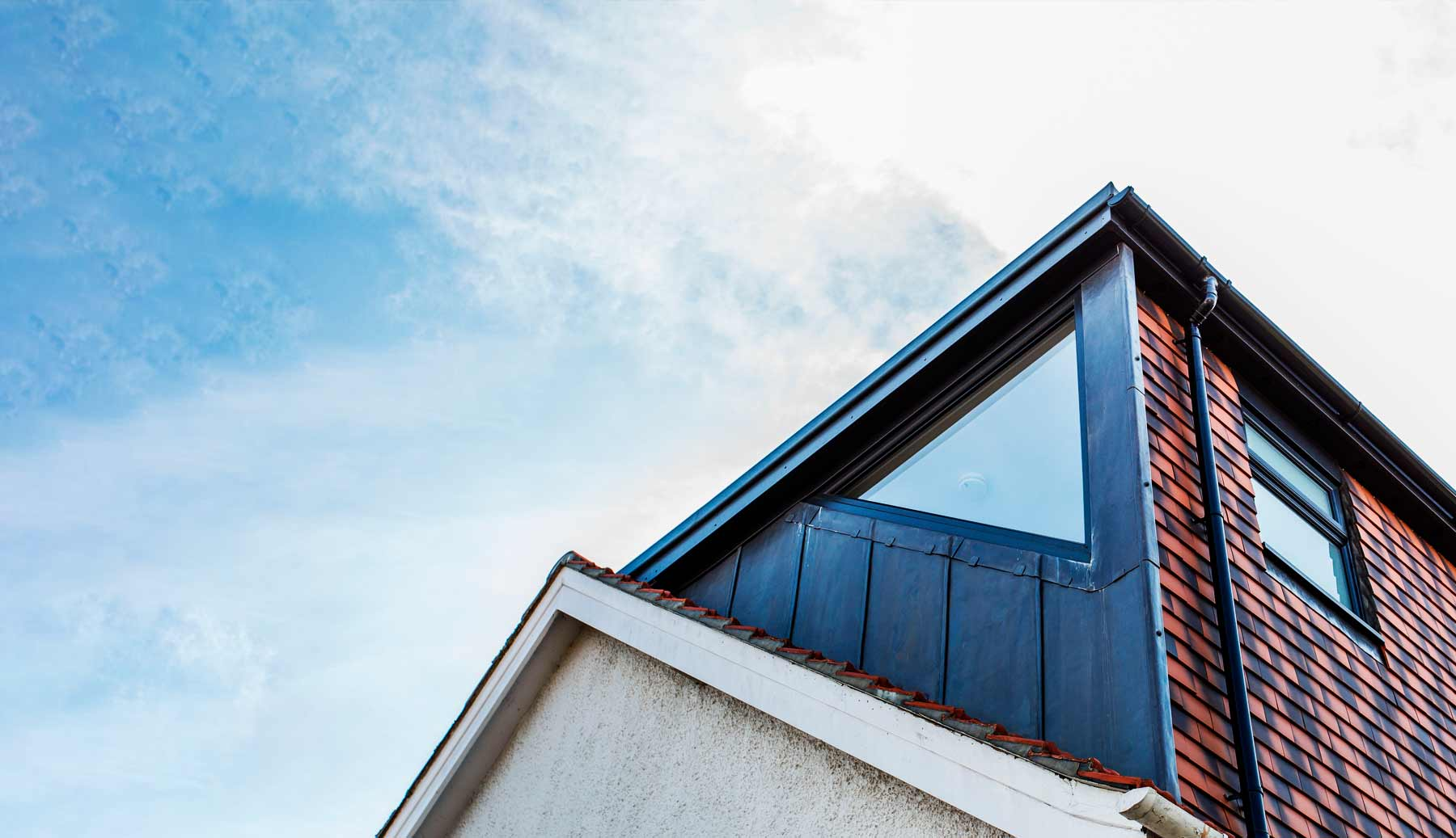 dormer loft with hip to hable