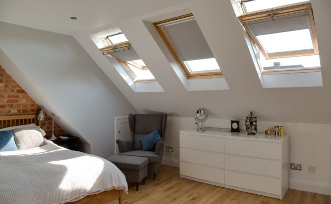 rooflight loft conversion