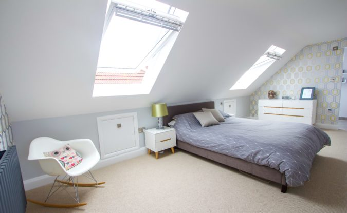 velux bedroom